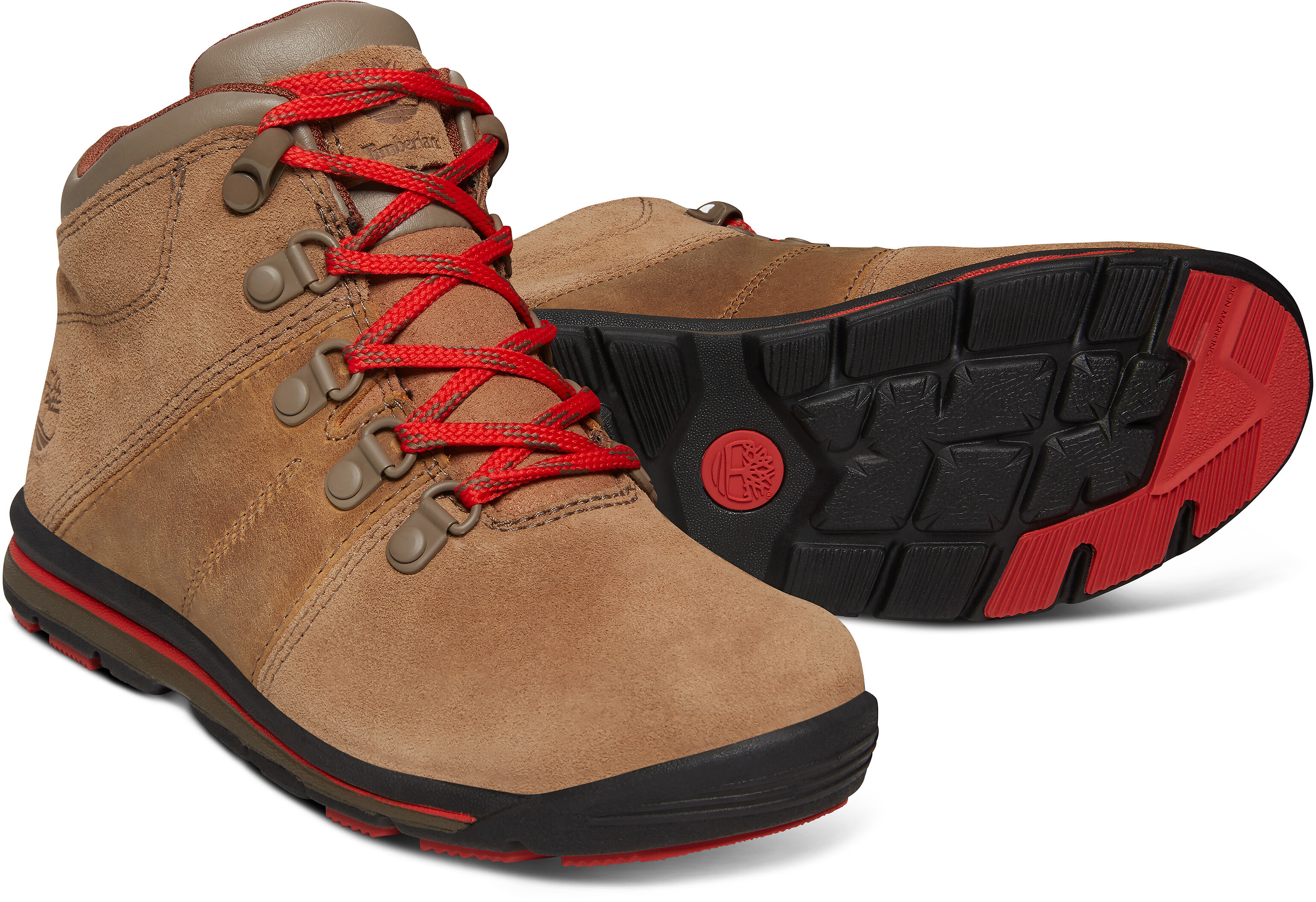 Timberland GT Rally Mid WP - Chaussures Enfant - marron sur CAMPZ ! e7fc851f911